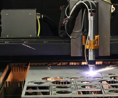 Simple as it looks, cutting metal with a plasma cutter requires many techniques