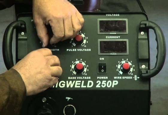 How To Adjust A Mig Welder Settings