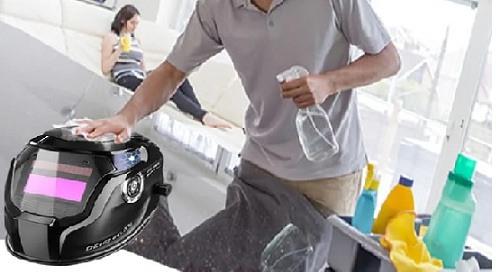 How To Clean Welding Helmet