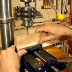 How To Use A Drill Press Step By Step