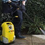 How To Use An Electric Power Washer?