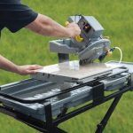 The Complete Guide To How To Use A Wet Saw To Cut Tile