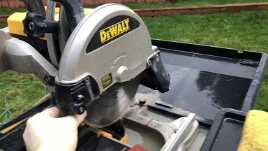 How To Sharpen Tile Saw Blade for Beginners?