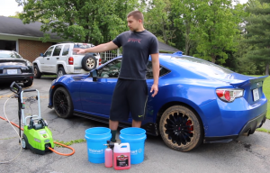 What is the best pressure washer for car washing?