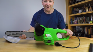 The best electric chainsaw review
